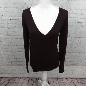 SO Lightweight V-neck Sweater Sz. L NWT